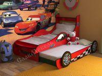 """Детская кровать """"Машинка №7"""""""