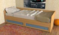 Детская кровать 800 МДФ