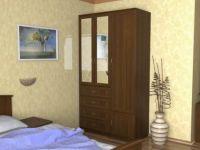 Шкаф с комодом 1200