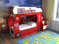 """Кровать """"Автобус №2"""""""
